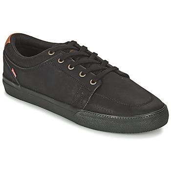 Cipők Férfi Rövid szárú edzőcipők Globe GS Fekete