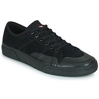 Cipők Férfi Rövid szárú edzőcipők Globe SURPLUS Fekete