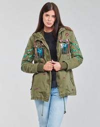 Ruhák Női Parka kabátok Desigual FLIX Keki