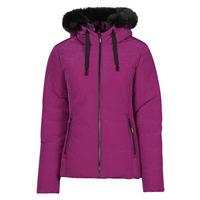 Ruhák Női Steppelt kabátok Desigual SNOW Rózsaszín