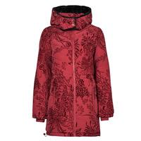 Ruhák Női Steppelt kabátok Desigual JAPAN Piros