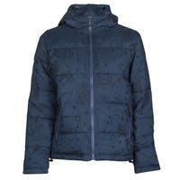 Ruhák Női Steppelt kabátok Desigual STELLAR Tengerész