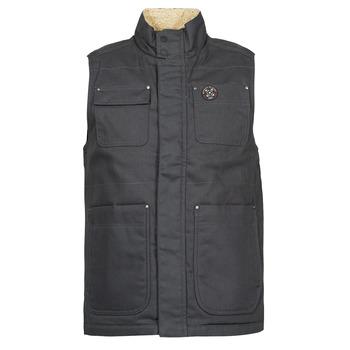 Ruhák Férfi Steppelt kabátok Oxbow N2JOMBAYO Szürke