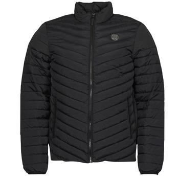Ruhák Férfi Steppelt kabátok Oxbow N2JUNCO Fekete