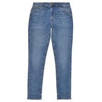 Ruhák Lány Skinny farmerek Pepe jeans PIXLETTE HIGH Kék