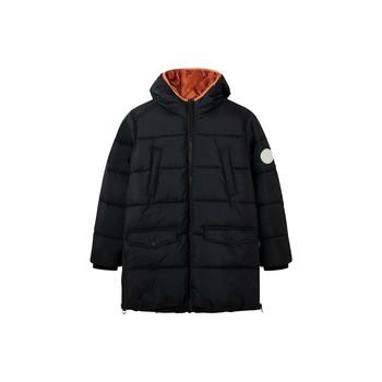 Ruhák Fiú Steppelt kabátok Pepe jeans FRED Fekete