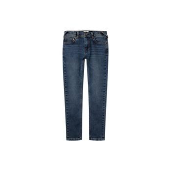 Ruhák Fiú Skinny farmerek Pepe jeans FINLY Kék