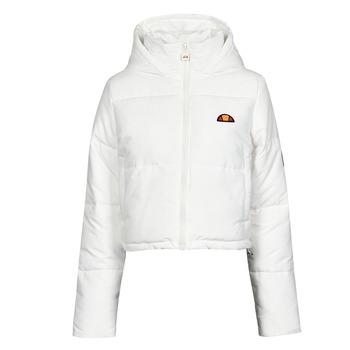 Ruhák Női Steppelt kabátok Ellesse EXPLORING FORM Fehér