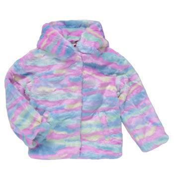 Ruhák Lány Kabátok Desigual CONGO Sokszínű