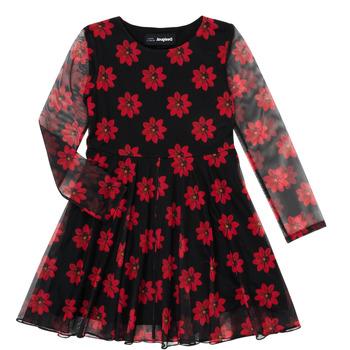 Ruhák Lány Rövid ruhák Desigual ALICIA Sokszínű