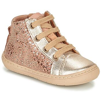 Cipők Lány Csizmák Bisgaard VILLUM Rózsaszín