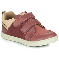 Cipők Lány Rövid szárú edzőcipők Bisgaard LEVI TEX Rózsaszín
