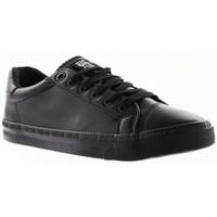 Cipők Férfi Rövid szárú edzőcipők Big Star HH174035 Fekete