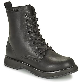 Cipők Női Csizmák Café Noir ETELA Fekete