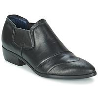 Cipők Női Csizmák Stephane Gontard DELIRE Fekete