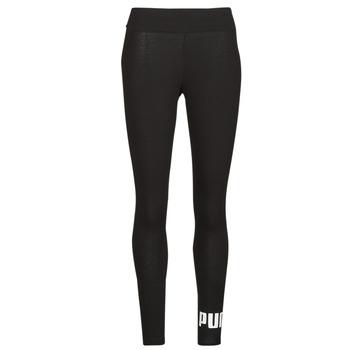 Ruhák Női Legging-ek Puma ESS LOGO LEGGINGS Fekete