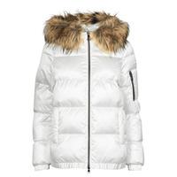 Ruhák Női Steppelt kabátok Geox BAKSIE Szürke