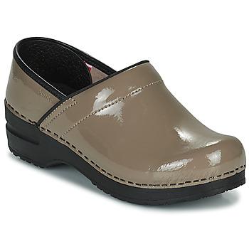 Cipők Női Klumpák Sanita PROF Tópszínű