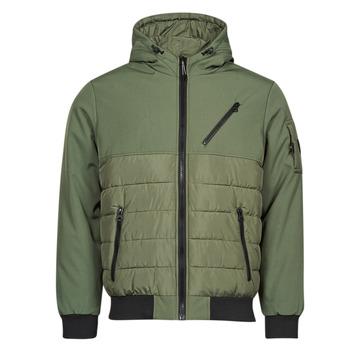 Ruhák Férfi Steppelt kabátok Kaporal AZOTE Keki