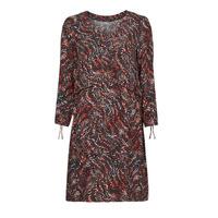 Ruhák Női Rövid ruhák One Step FT30121 Piros / Sokszínű