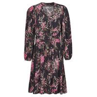 Ruhák Női Rövid ruhák One Step FT30101 Fekete  / Sokszínű