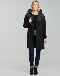 Ruhák Női Kabátok One Step FT44041 Fekete