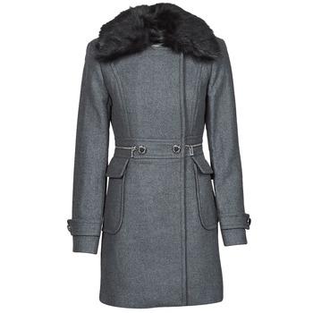 Ruhák Női Kabátok Morgan GKATHY Szürke / Antracit
