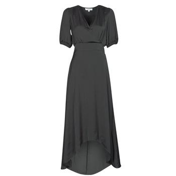 Ruhák Női Hosszú ruhák Morgan RSIBIL Fekete