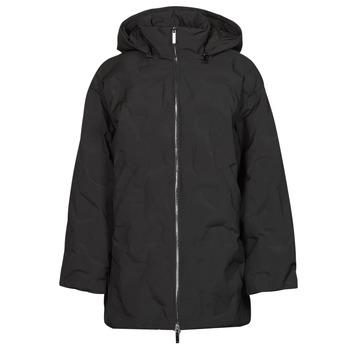 Ruhák Női Steppelt kabátok Emporio Armani 6K2B94 Fekete
