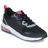 Cipők Lány Rövid szárú edzőcipők Kappa SPLINTER LACE KID Kék / Rózsaszín