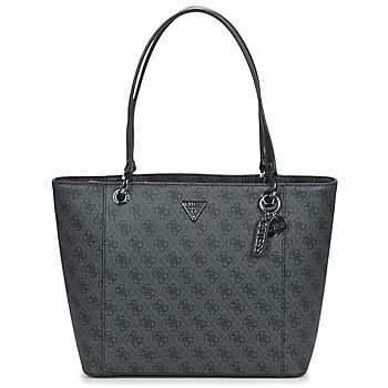 Táskák Női Bevásárló szatyrok / Bevásárló táskák Guess NOELLE ELITE TOTE Fekete