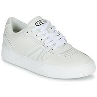 Cipők Női Rövid szárú edzőcipők Lacoste L001 0321 1 SFA Fehér