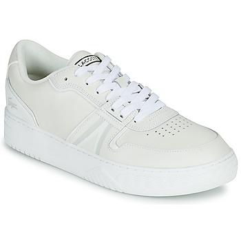 Cipők Férfi Rövid szárú edzőcipők Lacoste L001 0321 1 SMA Bézs