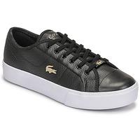 Cipők Női Rövid szárú edzőcipők Lacoste ZIANE PLUS GRAND 07211CFA Fekete