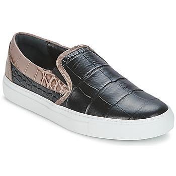 Cipők Női Belebújós cipők Sonia Rykiel Sonia By - Sketch202 Fekete  / Tópszínű