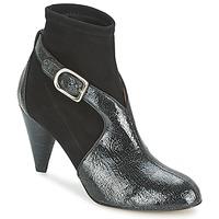 Cipők Női Bokacsizmák Sonia Rykiel 697859-B Fekete
