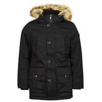 Ruhák Férfi Parka kabátok Tom Tailor 1026754 Fekete