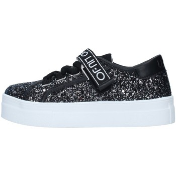 Cipők Lány Rövid szárú edzőcipők Liu Jo 4A1701TX007 BLACK