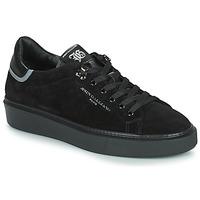 Cipők Férfi Rövid szárú edzőcipők John Galliano ORENOQUE Fekete