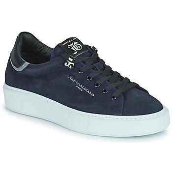 Cipők Férfi Rövid szárú edzőcipők John Galliano ORENOQUE Kék
