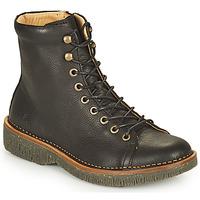 Cipők Női Csizmák El Naturalista VOLCANO Fekete