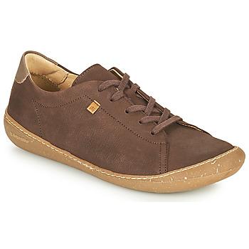 Cipők Rövid szárú edzőcipők El Naturalista PAWIKAN Barna