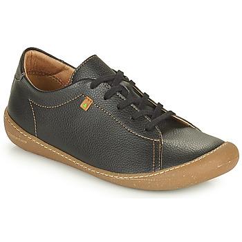 Cipők Rövid szárú edzőcipők El Naturalista PAWIKAN Fekete