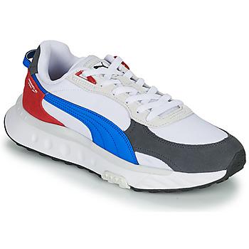 Cipők Férfi Rövid szárú edzőcipők Puma WILD RIDER COLLIN Sokszínű