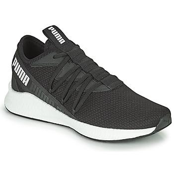 Cipők Férfi Fedett pályás sport Puma NRGY STAR Fekete  / Fehér