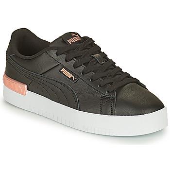 Cipők Női Rövid szárú edzőcipők Puma JADA Fekete  / Arany
