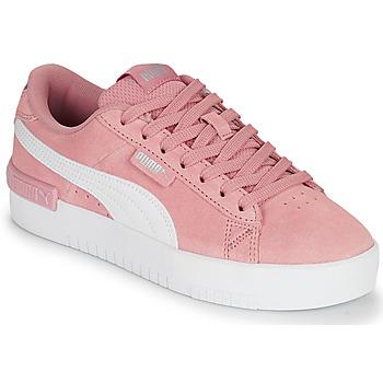 Cipők Női Rövid szárú edzőcipők Puma JADA Rózsaszín / Fehér