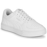 Cipők Gyerek Rövid szárú edzőcipők Puma CAVEN JR Fehér