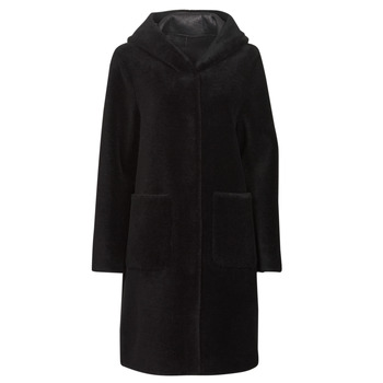 Ruhák Női Kabátok Oakwood ANGELIQUE Fekete
