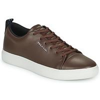 Cipők Férfi Rövid szárú edzőcipők Paul Smith LEE Barna